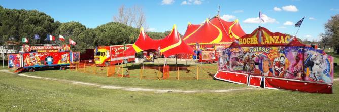 Cirque Roger Lanzac saint-médard-en-jalles