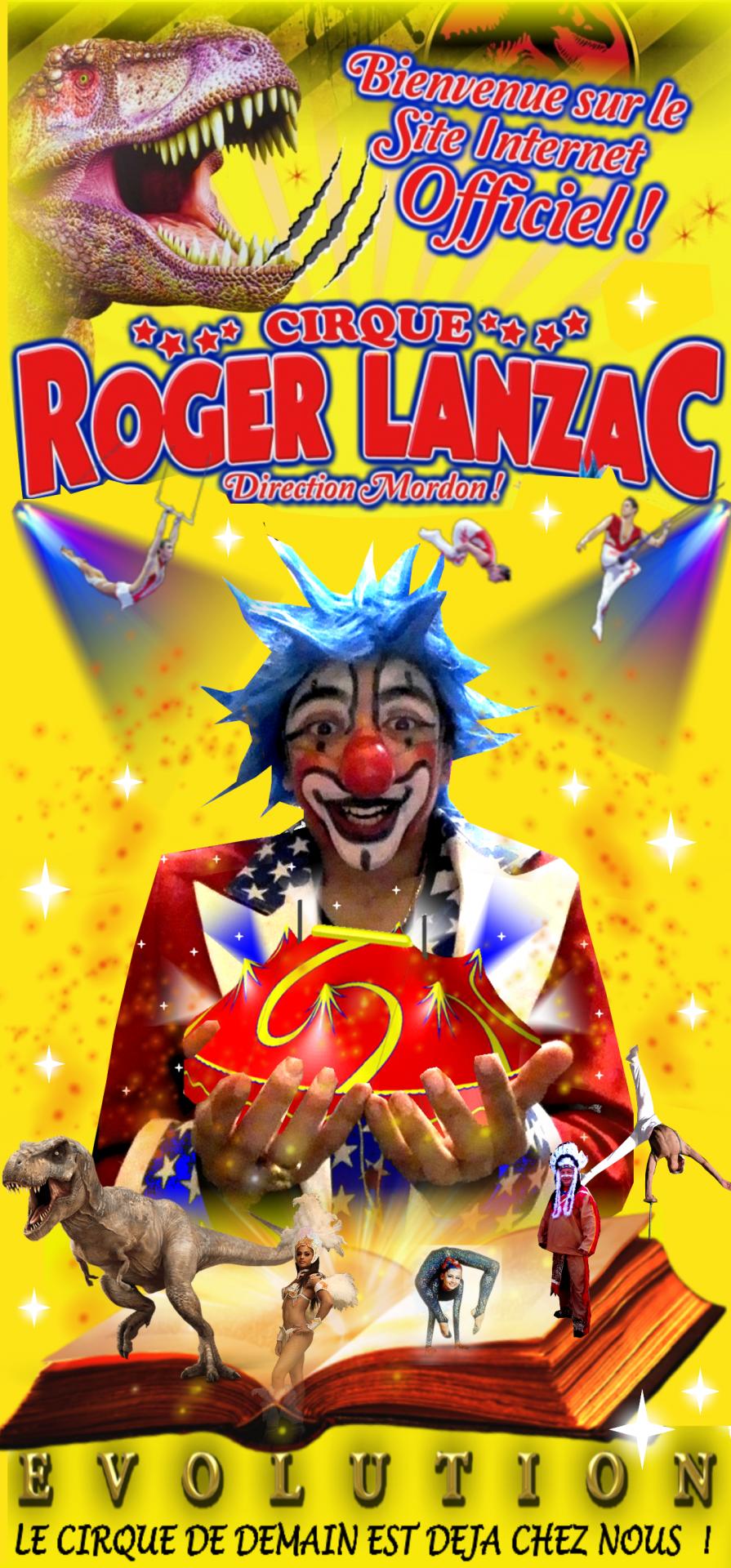 Bienvenue sur le site web Roger Lanzac