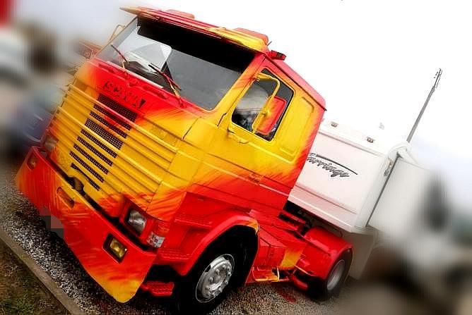Camion balou