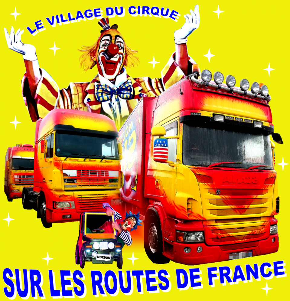 L'incroyable village du cirque